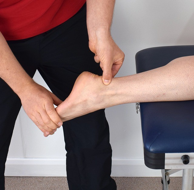 Tendonitis ankle
